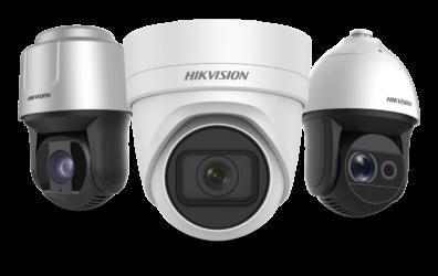 Hikvision mozgásérzékelős kamera