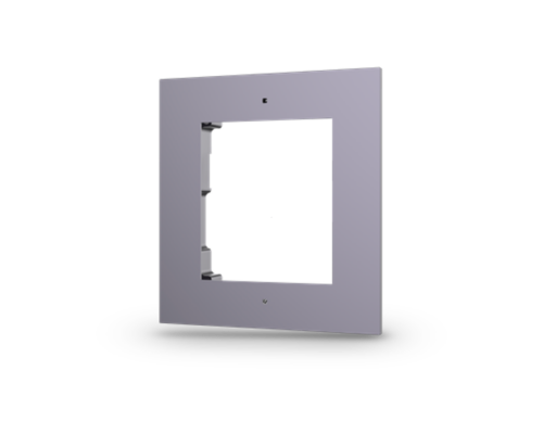 Hikvision DS-KD-ACF1 (szerelőkeret süllyesztéshez - 1 modulos)