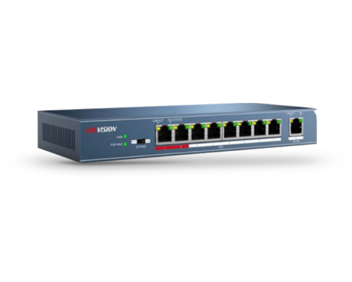 Hikvision DS-3E0109P-E(B) - (123W)