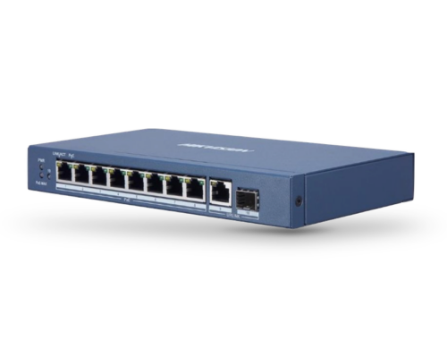Hikvision PoE switch DS-3E0510P-E - (120W)
