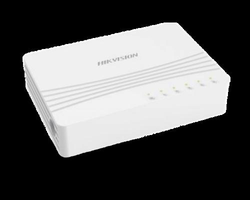 Hikvision Switch (5 port 1000Mbps) - DS-3E0505D-E