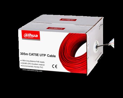 Dahua PFM920I-5EUN Cat5e UTP fali kábel 305m - oxigénmentes réz
