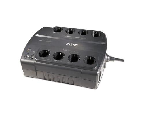 APC szünetmentes 700VA - BE700G-GR (8x DIN, Off-Line, USB)