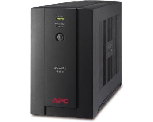 APC szünetmentes 950VA - BX950U-GR (4x DIN, Line-interaktiv)