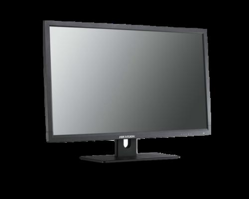 """Hikvision 31.5"""" LED Full HD Biztonságtechnikai Monitor; 178°, 24/7 működés, HDMI/VGA/BNC, hangszóró"""