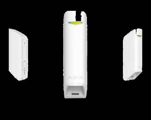 AJAX_MotionProtect_Curtain_WH - Vezeték nélküli függöny mozgásérzékelő,