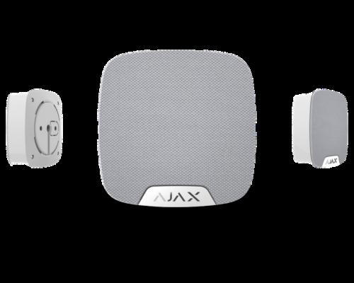 AJAX_HomeSiren_WH - Vezeték nélküli beltéri hangjelző (fehér)