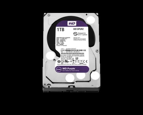 """1TB Western Digital Belső HDD 3.5"""" - WD10PURZ"""